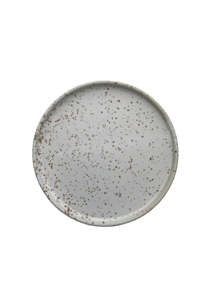 Set Inka Plates light brown