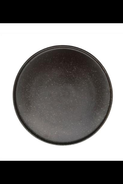 Set Inka Plates dark brown