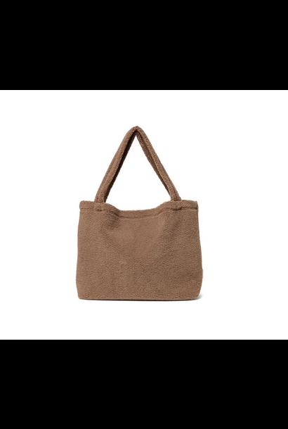 Mom-Bag Chunky Teddy Brown