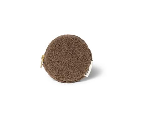 Chunky Wallet brown - Studio Noos-1