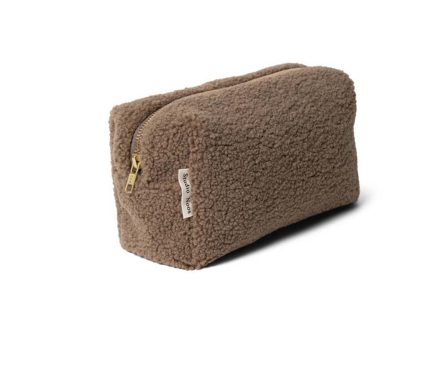 Chunky Pouch brown-1
