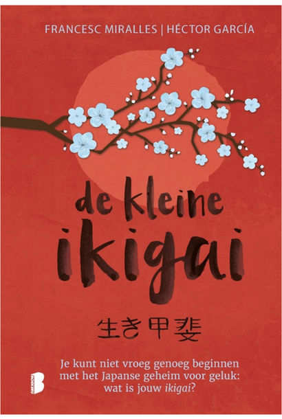 Book - The Little Ikigai