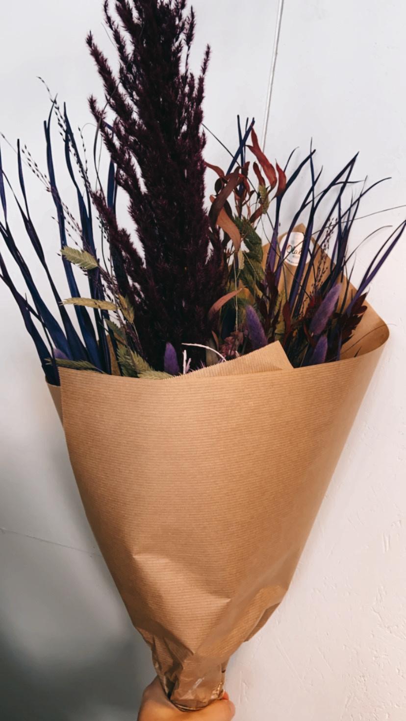 Droogboeket Purple Rain-1
