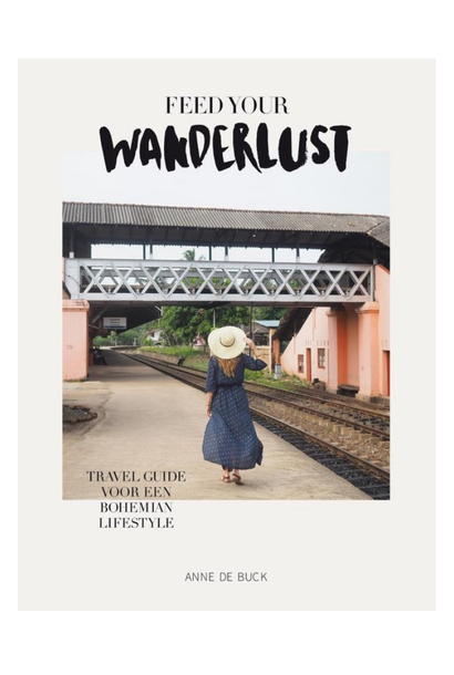 Book - Feed Your Wanderlust