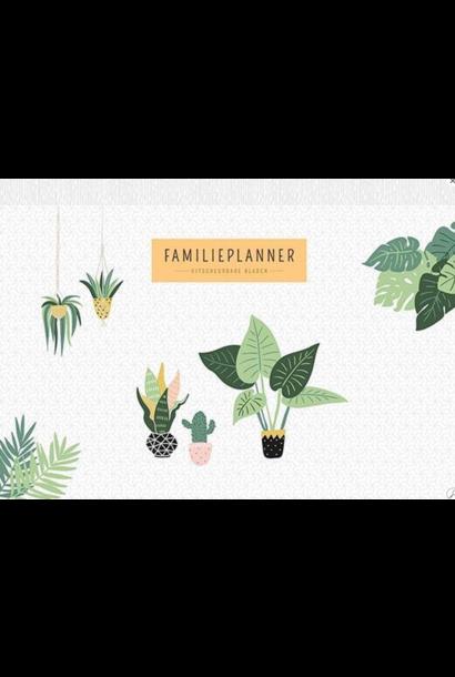 Familieplanner Houseplants