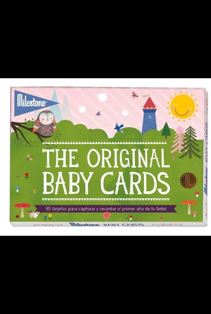 The original baby cards