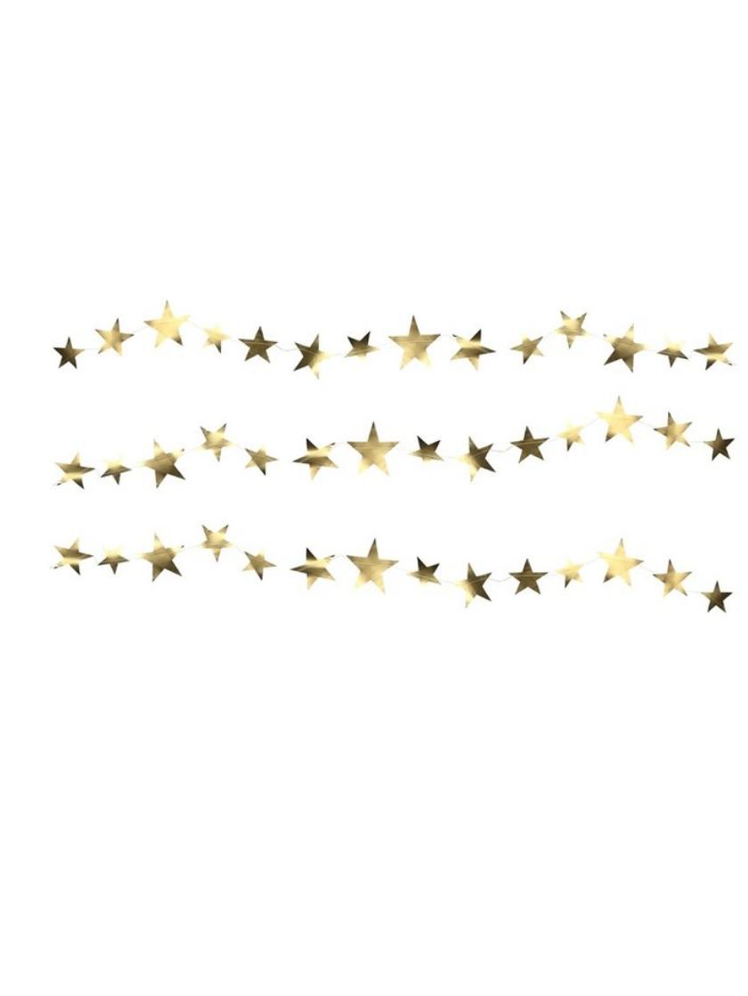 Slinger met gouden sterren-1