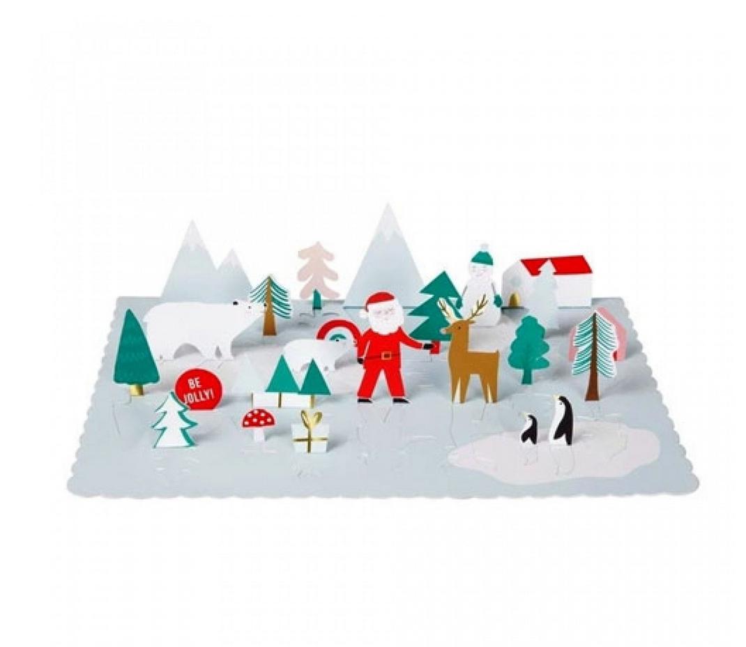 Pop - up advent kalender-1