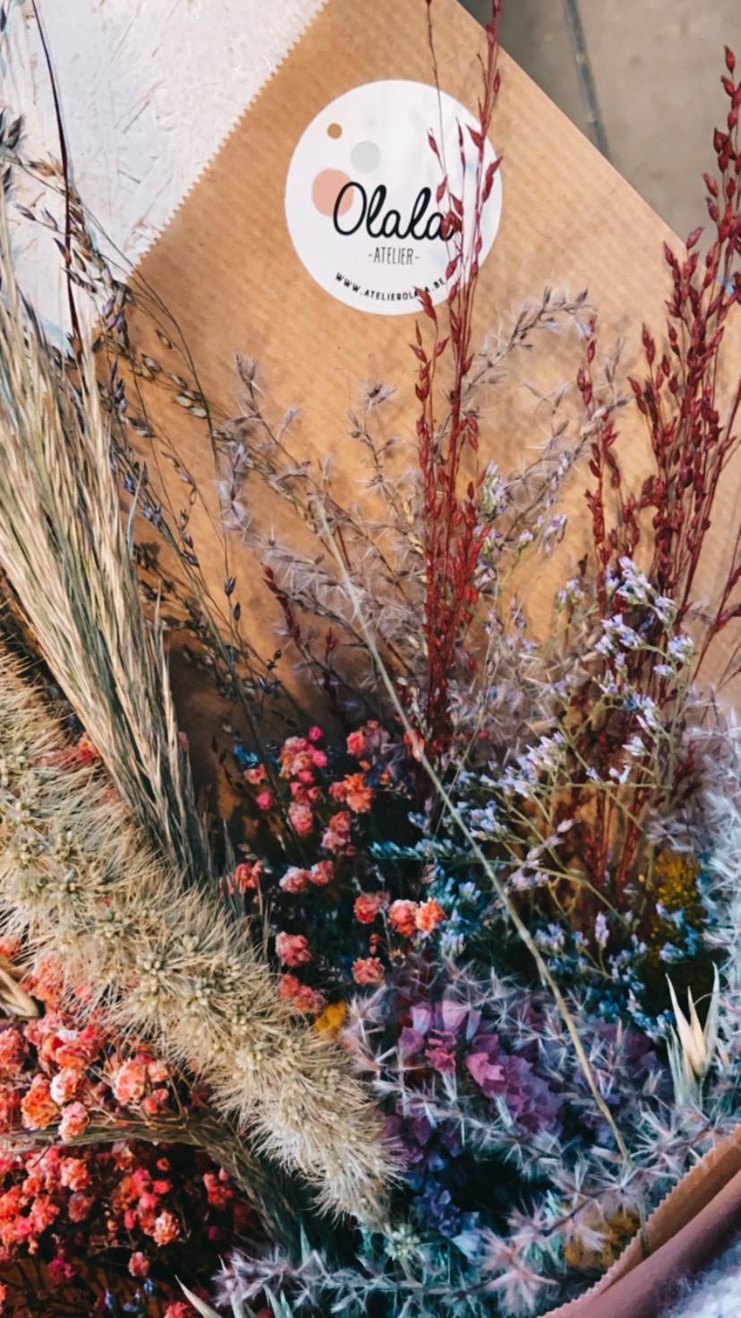 Droogboeket Autumn Night-3