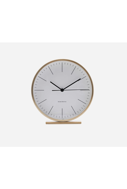 Alarmklok Goud