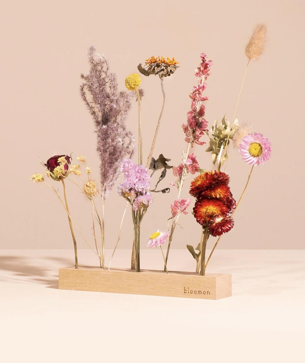 Houder met bloemen - Indian Summer-1