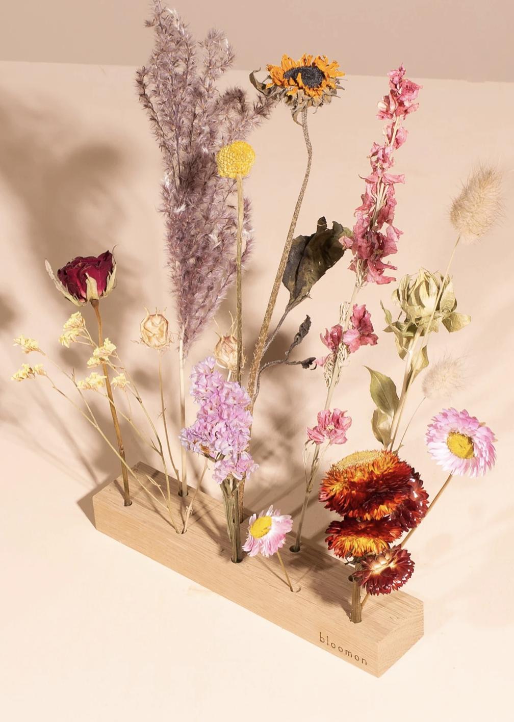 Houder met bloemen - Indian Summer-2