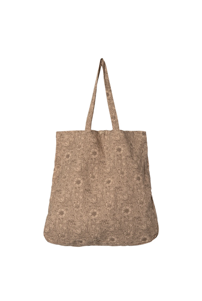Tote bag Flowers - Medium