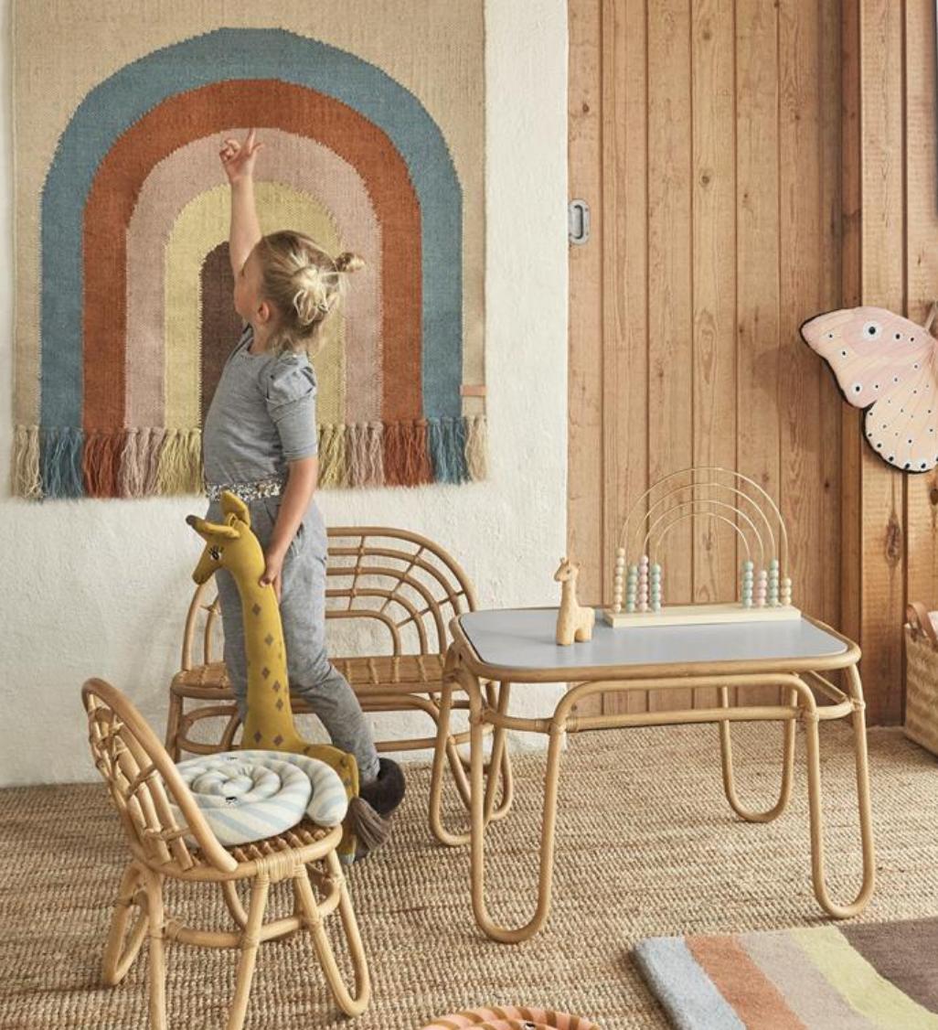 Kinderstoel Regenboog-4