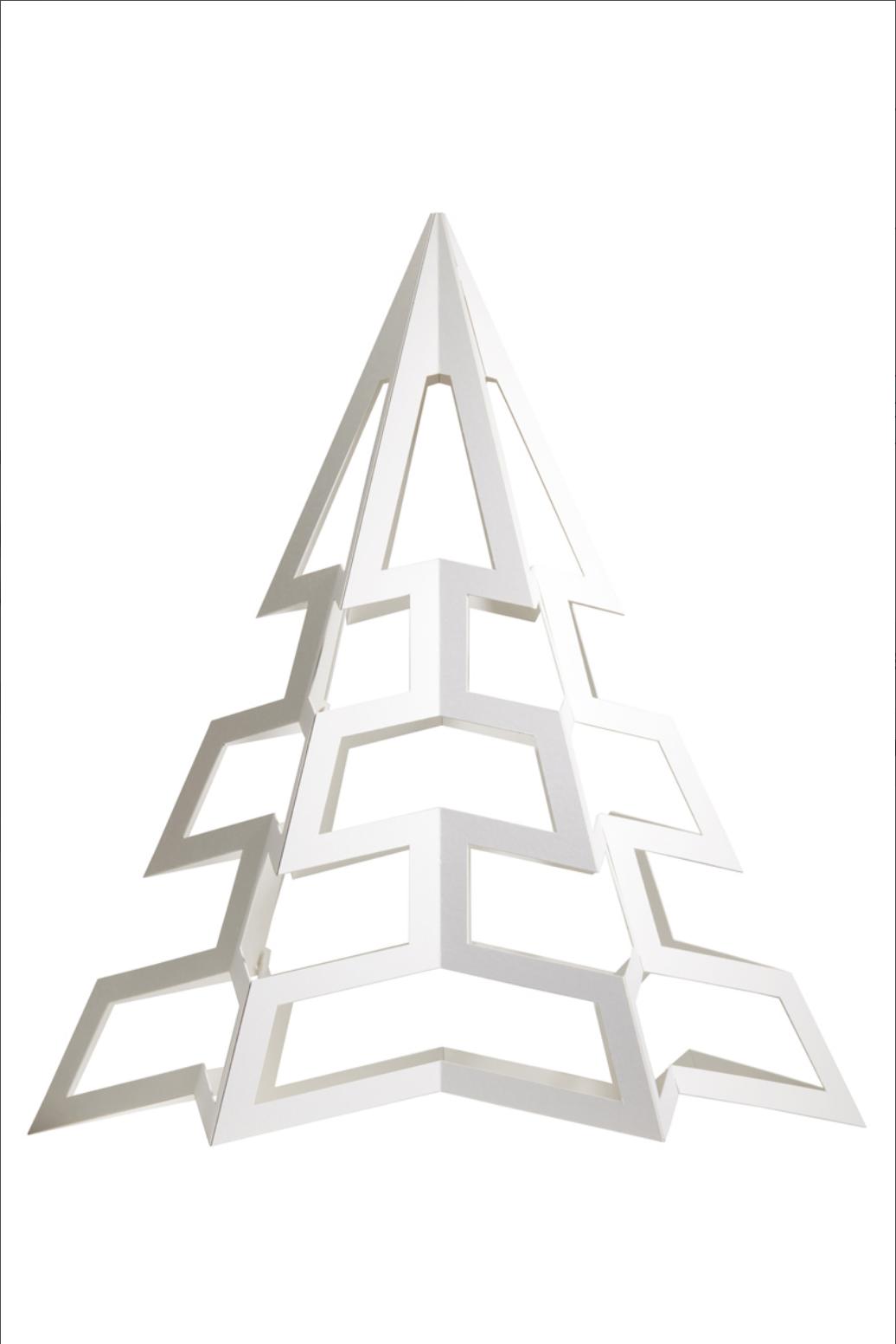 Paper Tree White-1