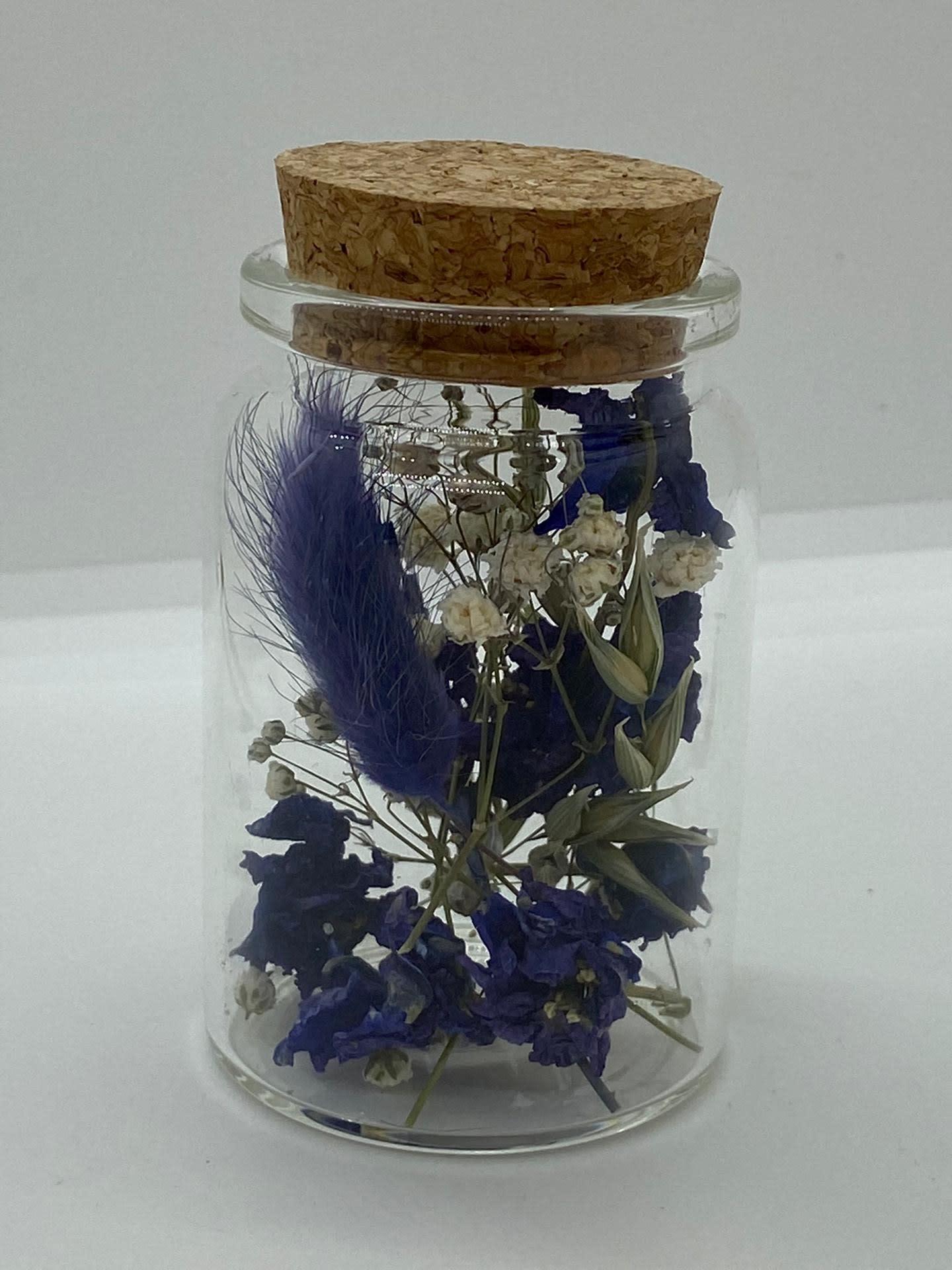 Bloemengeluk Paars - Medium-1
