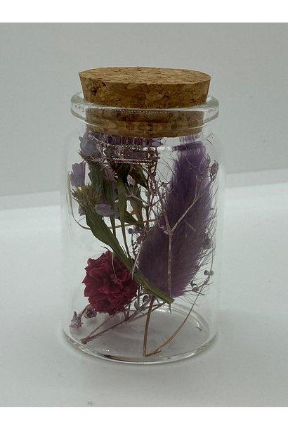 Bloemengeluk Lila - Medium