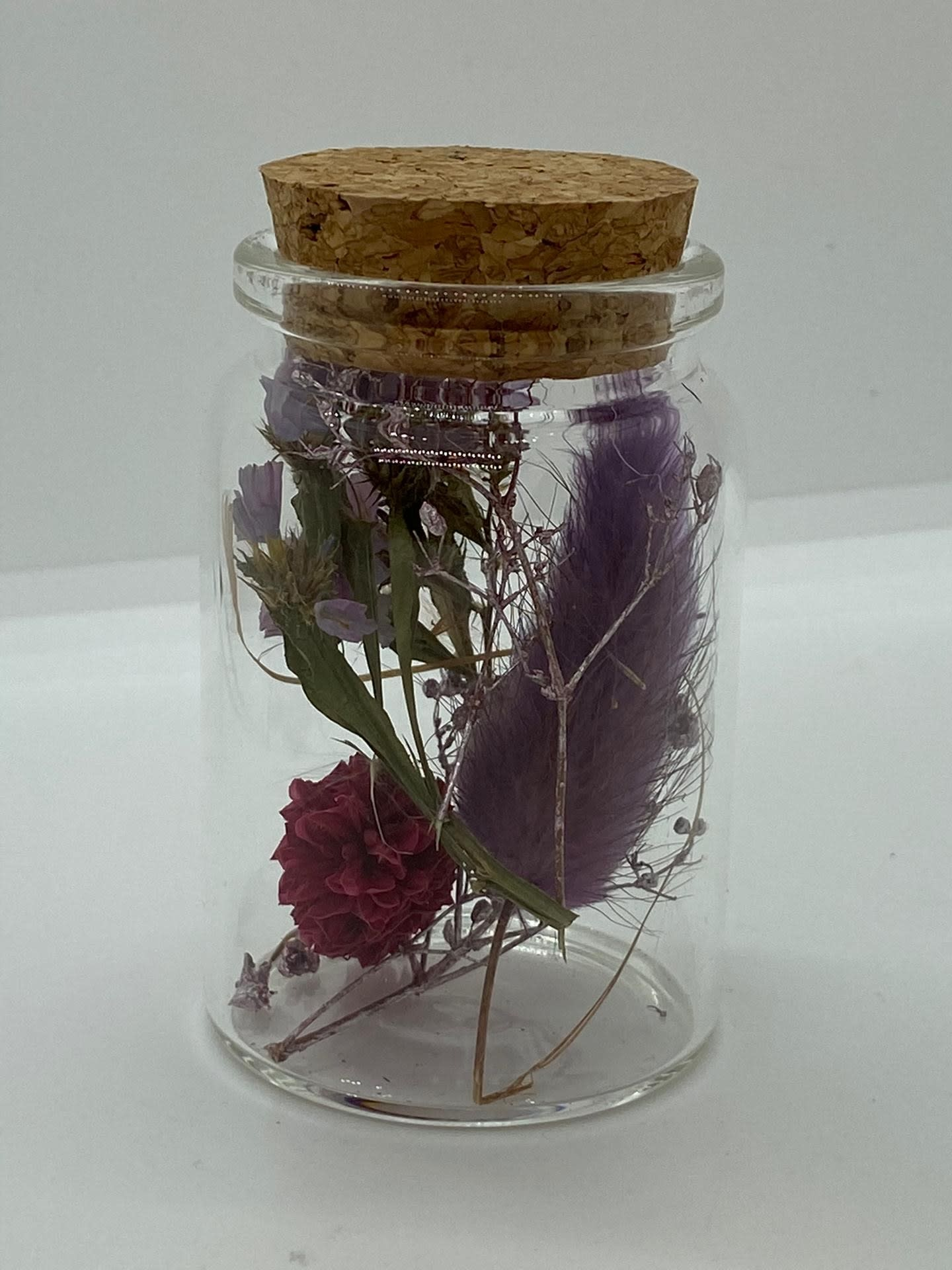 Bloemengeluk Lila - Medium-1