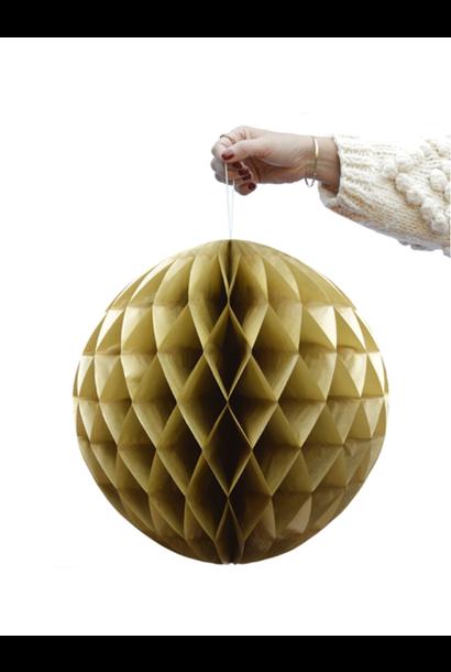 Honeycomb Bal Gold