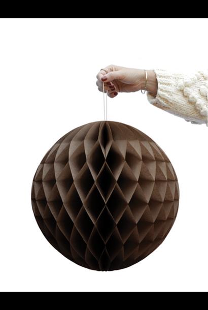 Honeycomb Balls Brown