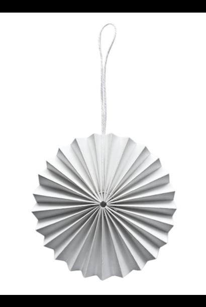 Paper Ornament - White