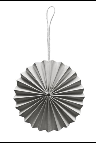 Paper Ornament - Gray