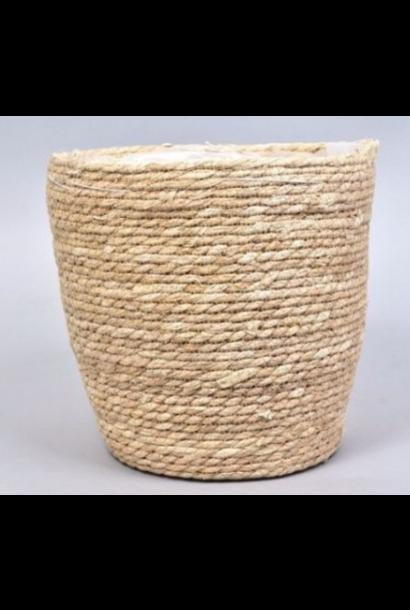 Woven basket Seagrass L