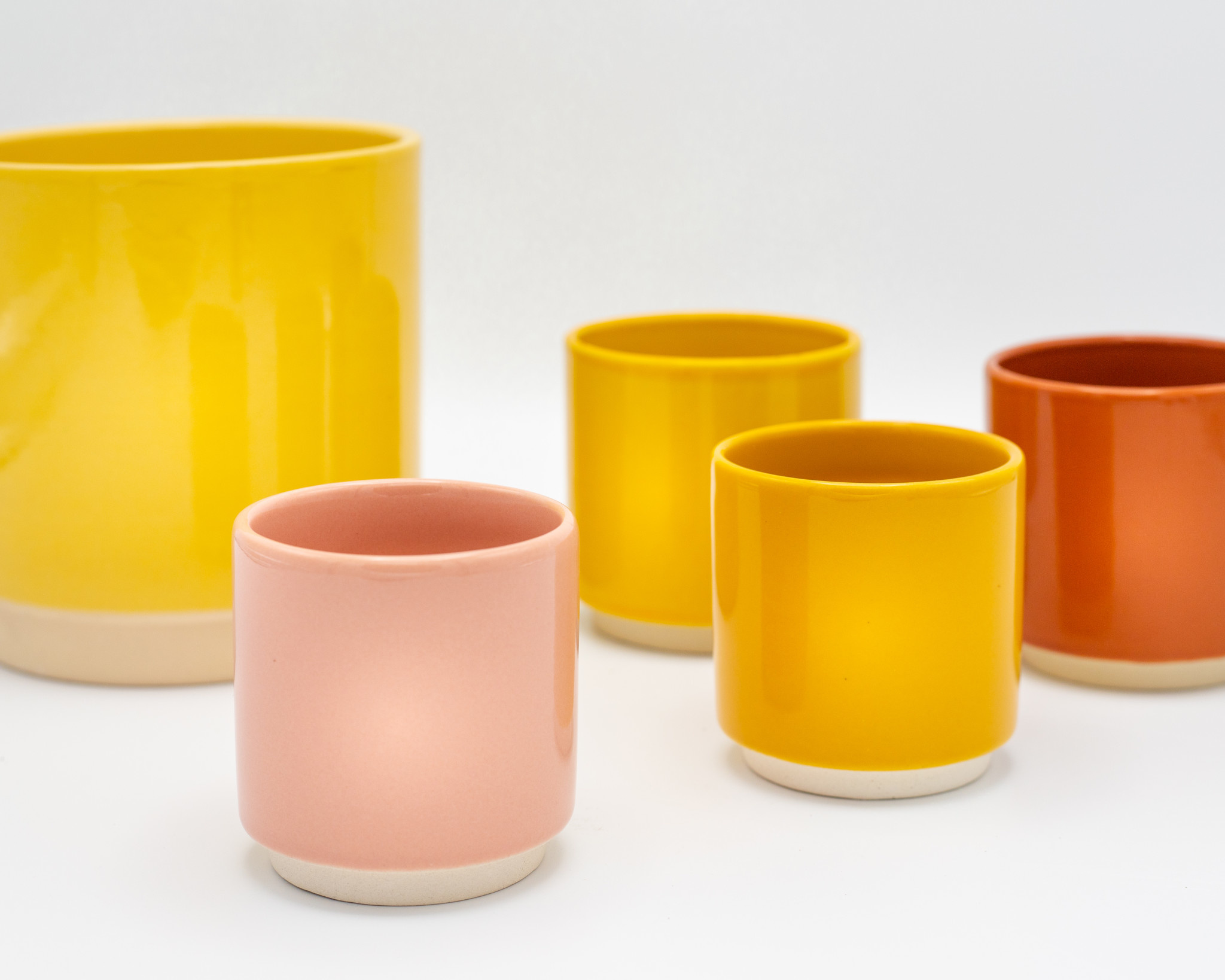Bloempot Terracotta - Medium-2