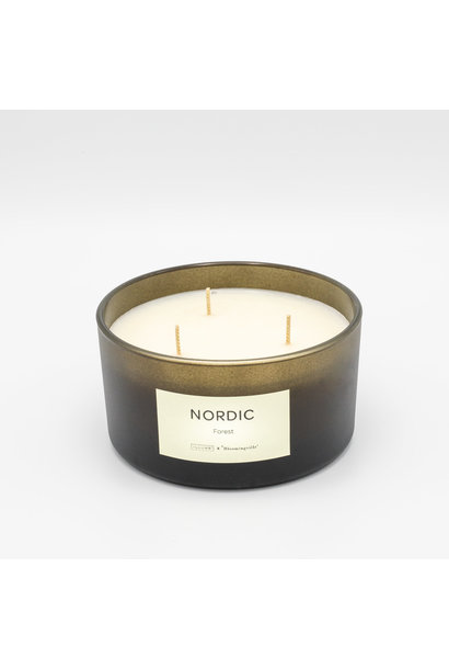 Scented candle Nordic Forest