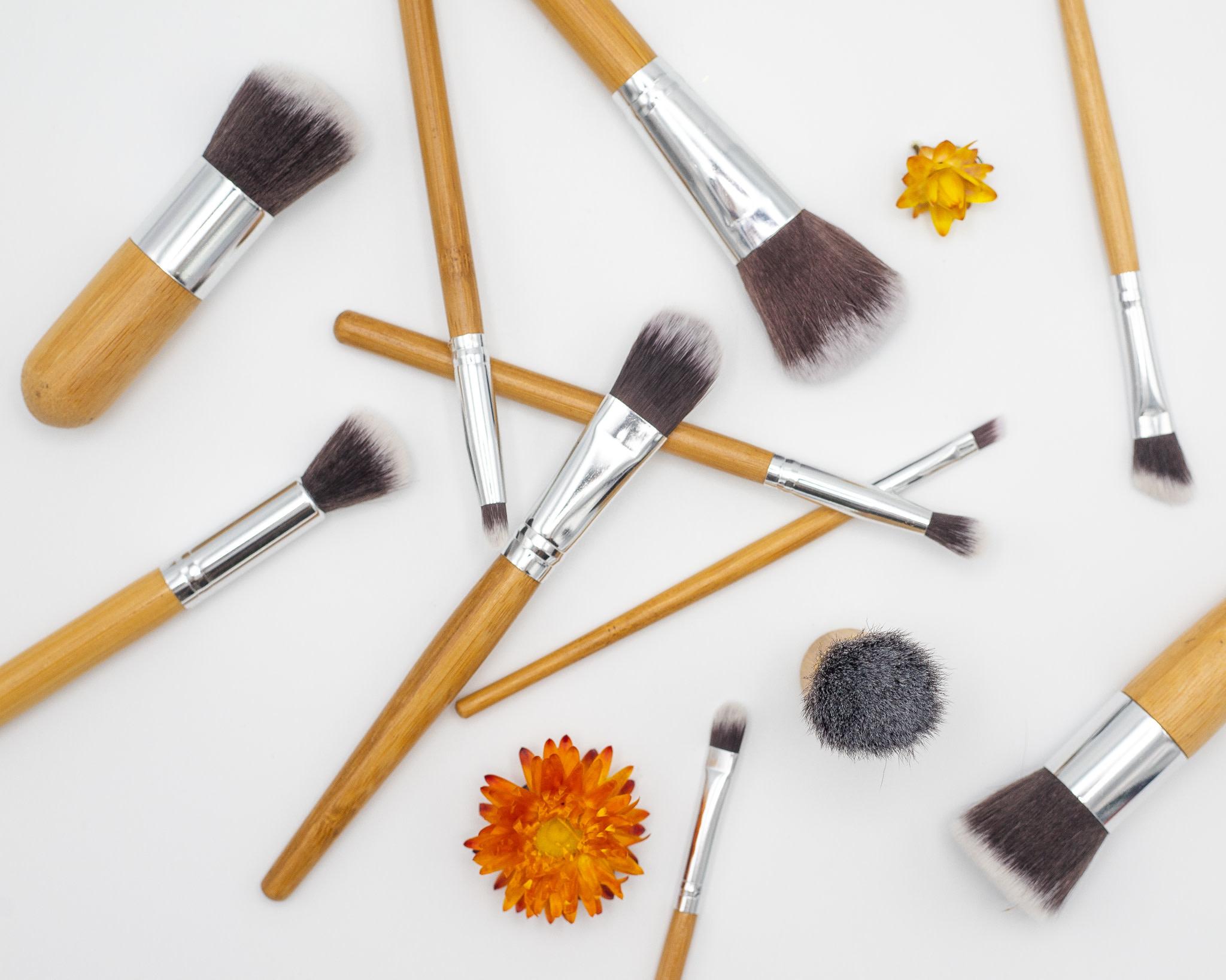Set Make-up Borstels-1
