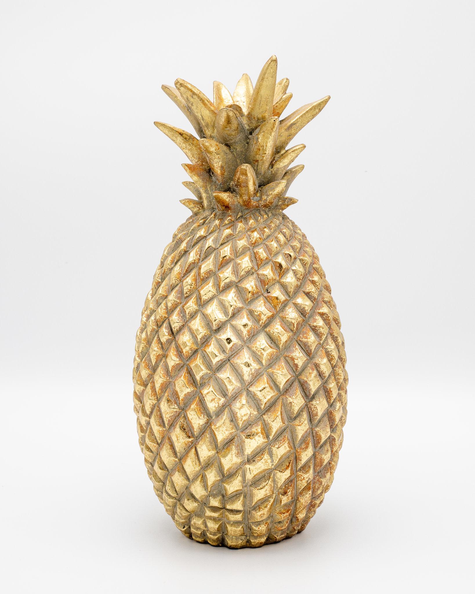 Kandelaar Ananas Goud - Large-1