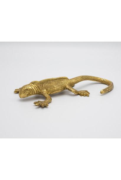Antique Decorative Gecko