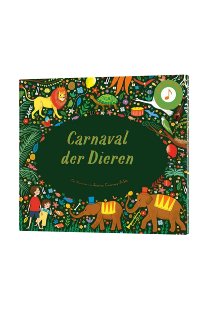 Boek Carnaval der dieren
