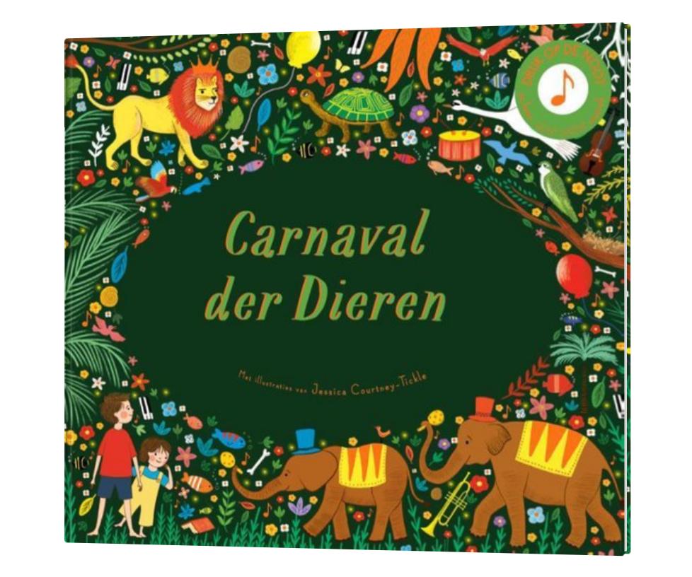 Boek Carnaval der dieren-1