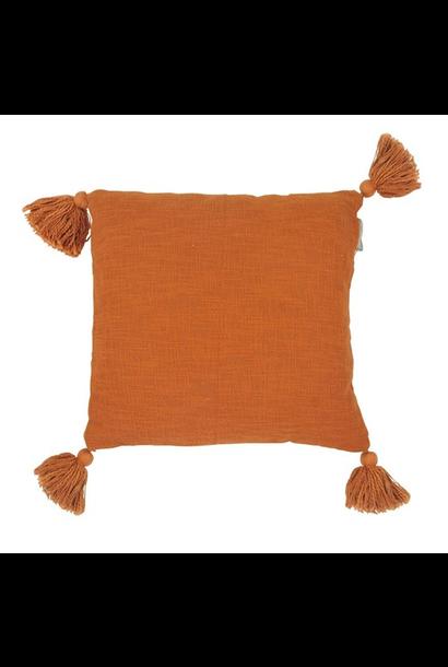 Kussen Terracotta