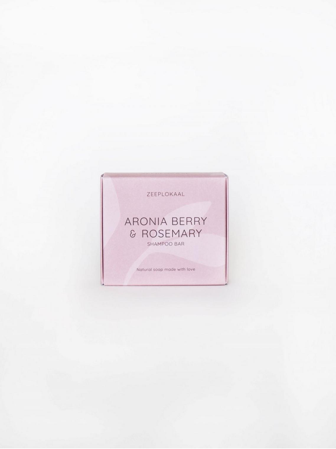 Shampoo Bar - Aroniabes & Rozemarijn - Zeeplokaal-3