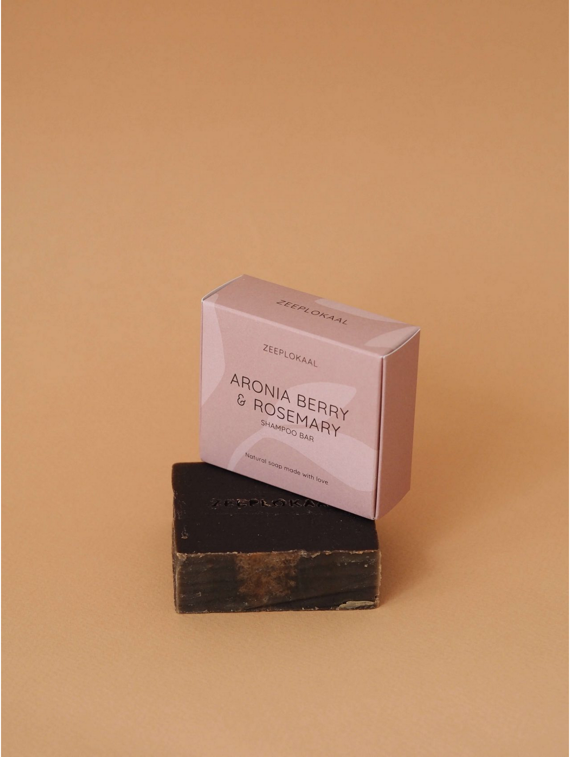 Shampoo Bar - Aroniabes & Rozemarijn - Zeeplokaal-2