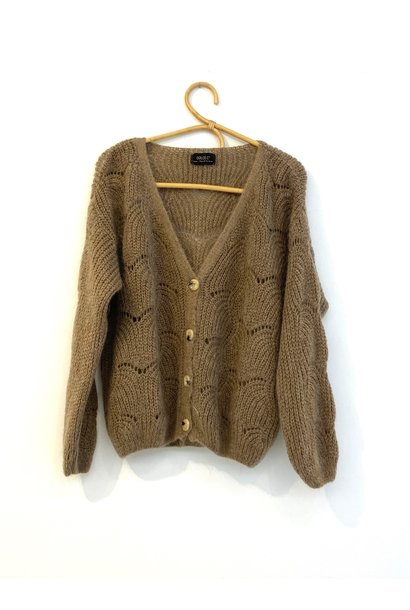 Woolen Sweather Brown