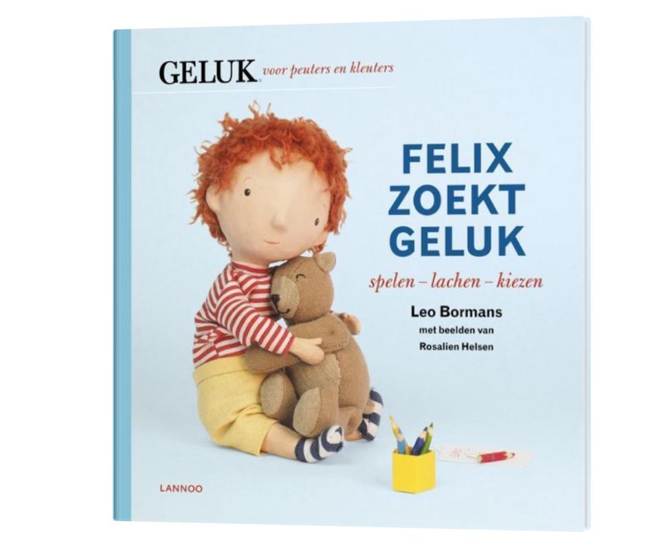 """Boek """"Geluk voor peuters en kleuters""""-1"""