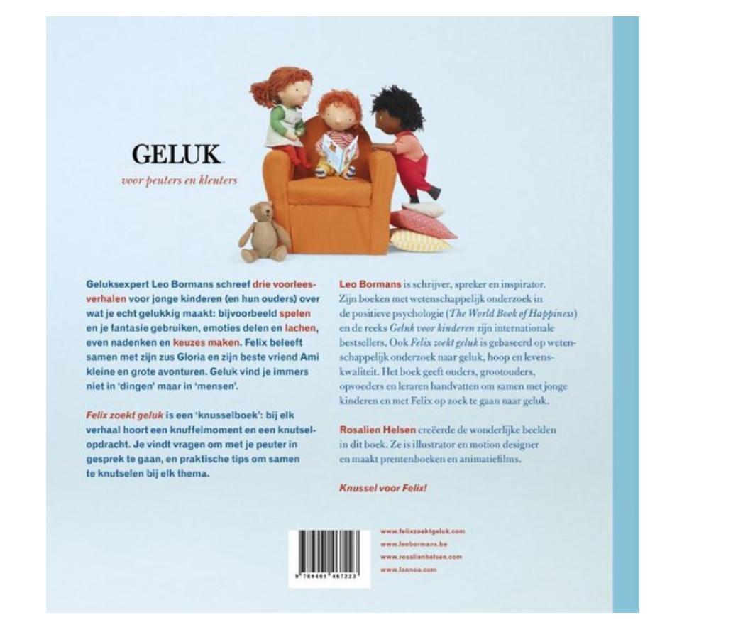 """Boek """"Geluk voor peuters en kleuters""""-2"""