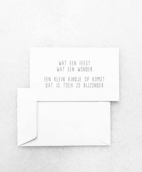 Doosje met 12 minikaartjes en envelop - Gewoon Jip-3
