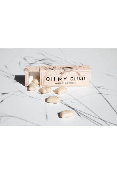 Plant-Based Chewing Gum Cinnamon