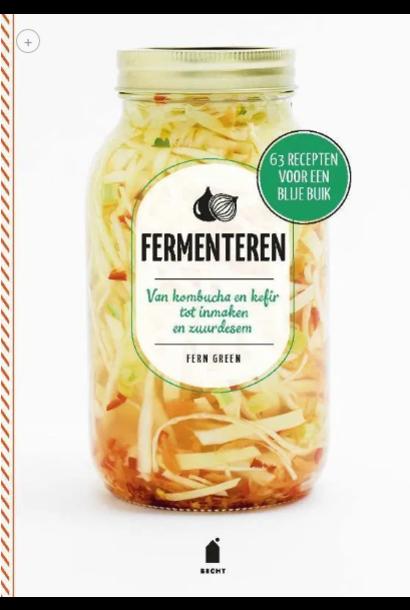 Fermenteren - Fermenteren Van Kombucha en kefir tot inmaken van zuurdesem