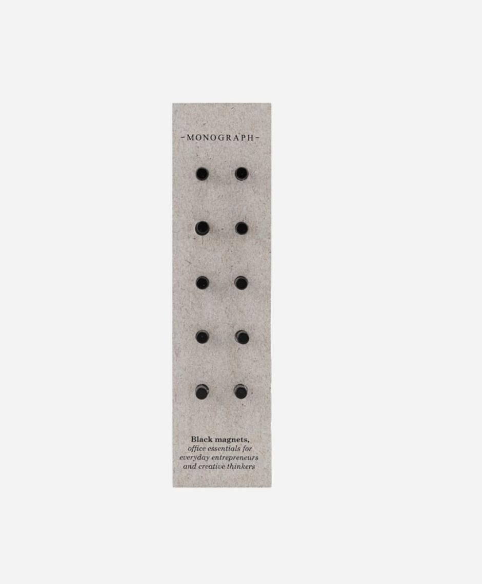 Set Magneten Zwart - Monograph-1