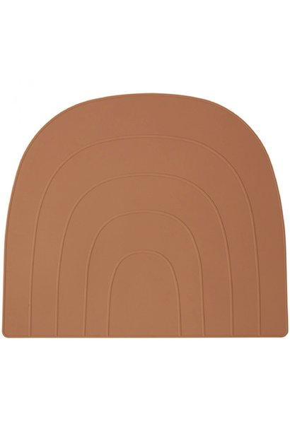 Placemat Rainbow Brown