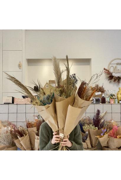 Dried Flower Bouquet - 55 euros