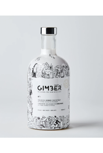 Gimber 700ml - Pierre Kroll