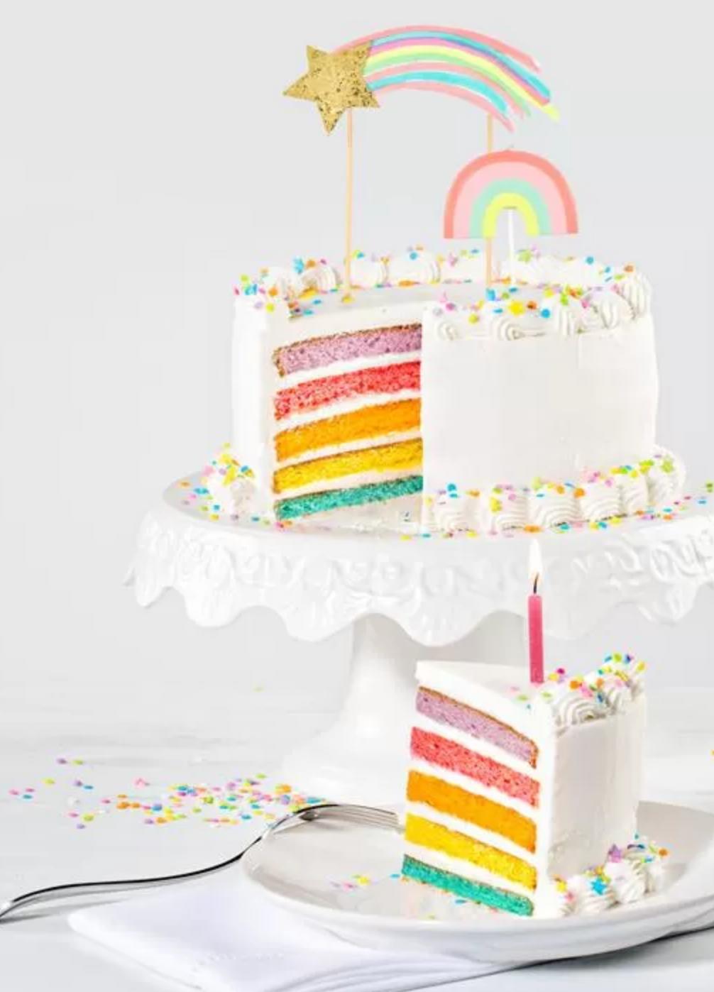 Cake Topper - Vallende Ster-2