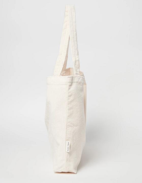 Old White Rib Mom - Bag-2
