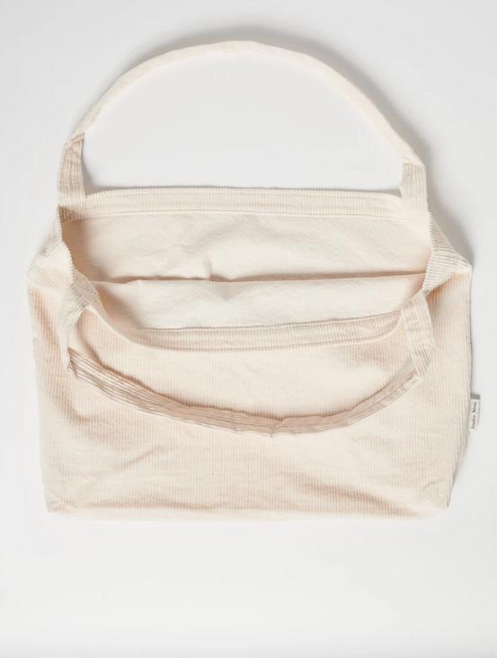 Old White Rib Mom - Bag-3